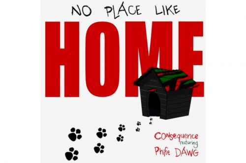 """Consequence Honors Phife Dawg With Tribute Single """"No Place Like Home"""""""