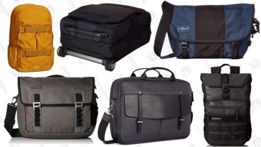 Commute In Style With Amazon's One-Day Timbuk2 Sale