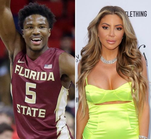NBA Star Malik Beasley Flirted With Larsa Pippen Before Miami Photos: See His Comment!