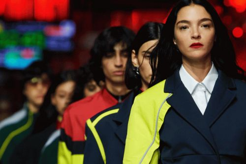 Get Into the Fast Lane With Ferrari's First-Ever Runway Collection