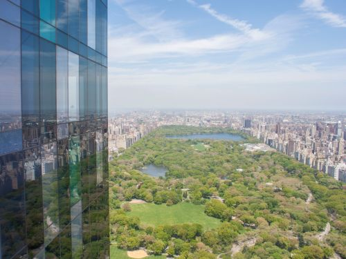I toured the most expensive condo for sale in a Billionaires' Row skyscraper in NYC, a $58.5 million residence that spans the entire 87th floor. Here's what it looks like inside