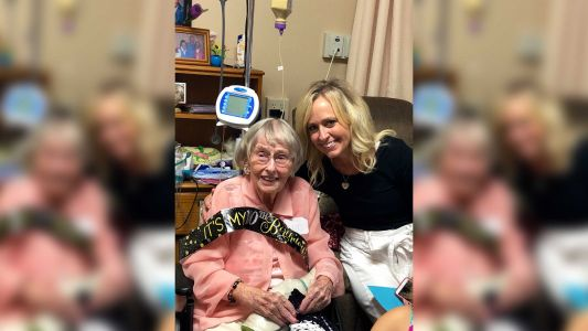 Uber driver agrees to travel 400 miles to help 2 sisters on way to 100th birthday party