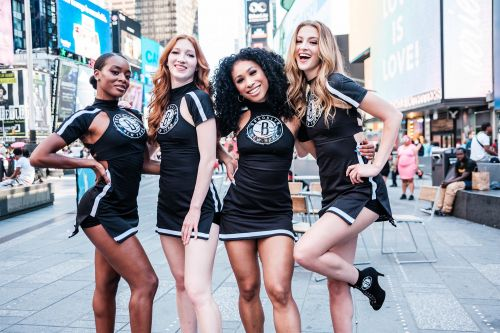 How the Brooklynettes dancers are keeping NYC -and the NBA- going
