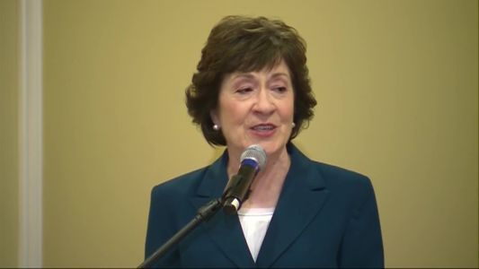 GOP's Collins says she's not running for governor, will stay in Senate