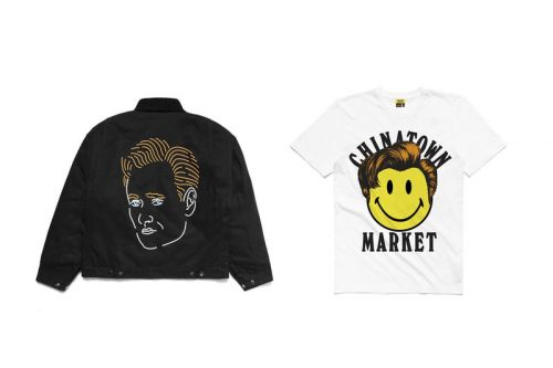 Conan O'Brien Joins Chinatown Market for New Capsule Collection