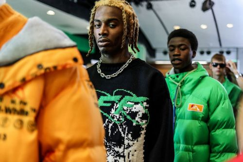 Off-White™ FW19 Show: Bold Graphics & Relaxed Tailoring Dominate Abloh's New Range