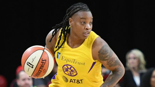 WNBA suspends Sparks' Riquna Williams for 10 games following domestic violence incident