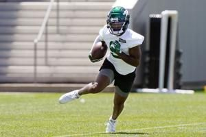 Jets versatile rookie WR Moore impressing with each catch