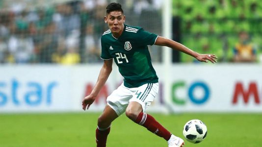 Osorio makes only one change for Mexico's starting XI vs. Korea