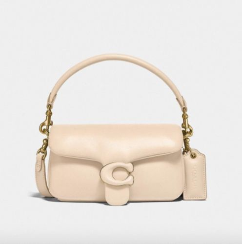 Coach Just Dropped A Mini Version Of The Viral Pillow Tabby Bag