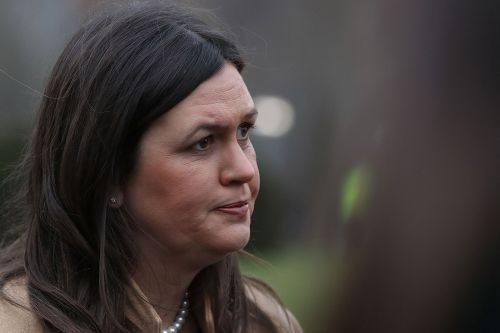 Mueller interviewed Sarah Sanders in Russia probe