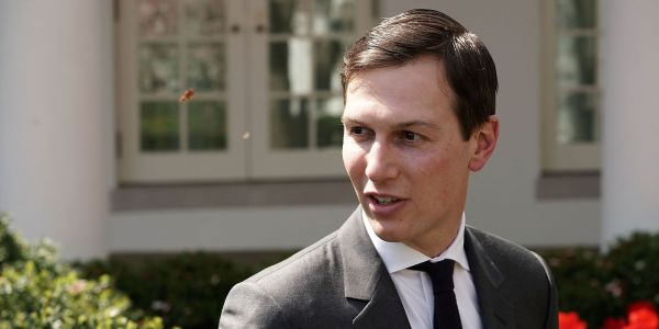 The Secret Service is defending an agent who physically prevented a journalist from questioning Jared Kushner