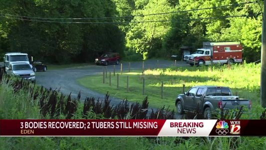 Rescue crews find body of 4th missing tuber; one still missing, officials say