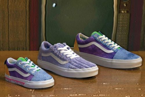 Anderson .Paak and Vans Announce Duo Of Family-First Takes on the Old Skool