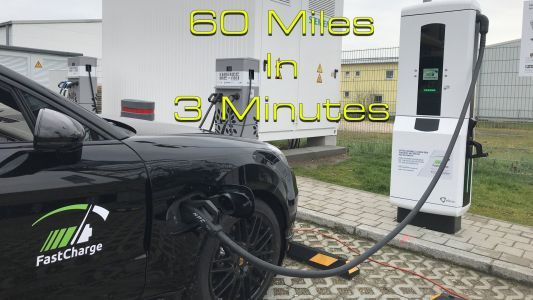 This Revolutionary Super-Fast Charging Tech Could Change Electric Cars Forever