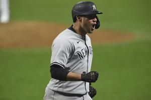 Yanks sweep Indians 10-9 in draining game, meet Rays in ALDS