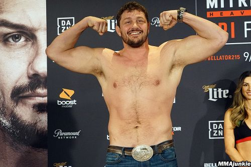 Bellator 225 breakdown: How does Matt Mitrione-Sergei Kharitonov play out this time?