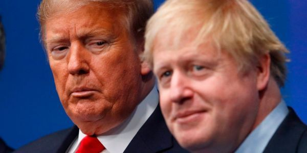 Trump accused Boris Johnson of 'betrayal' after slamming the phone down on him in a moment of 'apoplectic' fury