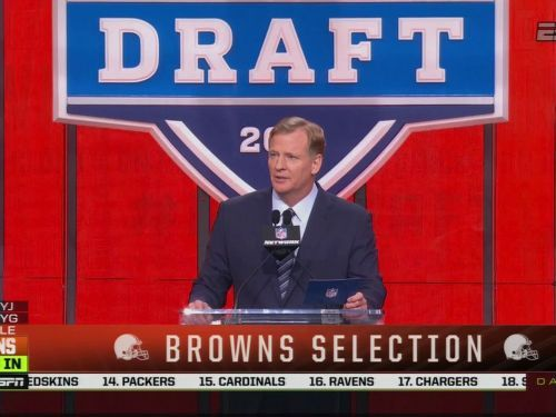 Here's every pick from the first round of the 2018 NFL Draft and how they compare to expert predictions
