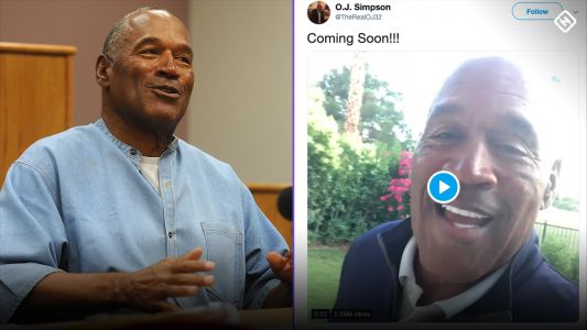O.J. Simpson makes bizarre Twitter introduction, saying he has 'getting even to do'