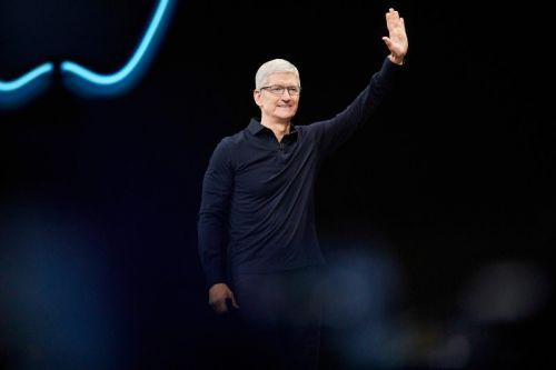 Tim Cook to help White House launch 'Find Something New' campaign