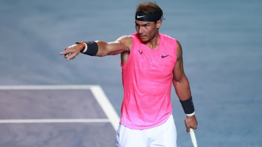 Rafael Nadal Opts Out Of U.S. Open, Citing Coronavirus Concerns