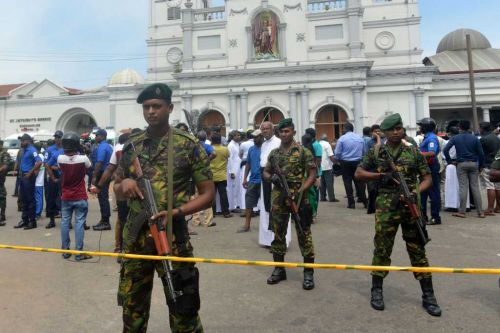 At least 138 dead in Sri Lanka bomb attacks targeting churches on Easter Sunday