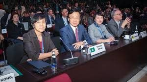 Alexis Tam leads delegation to attend UNWTO General Assembly