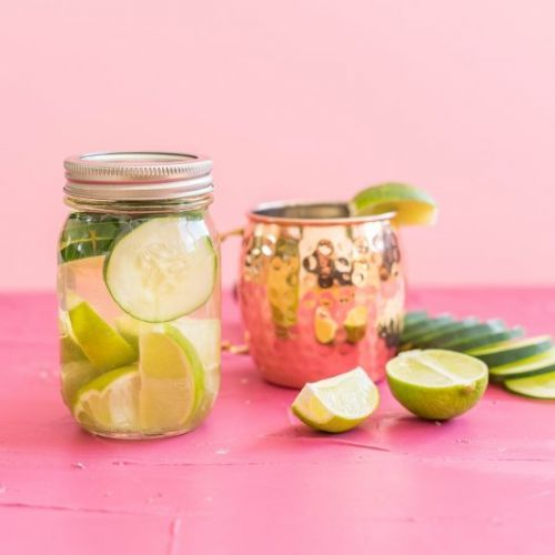 Cucumber Lime Infused Tequila