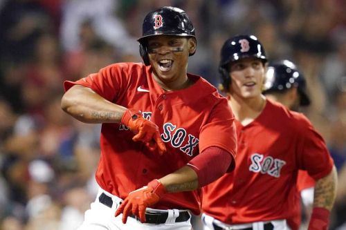 Rafael Devers homers twice in Red Sox win over Yankees