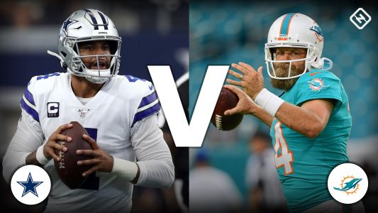 What channel is Cowboys vs. Dolphins on today? Time, TV schedule for Week 3 game