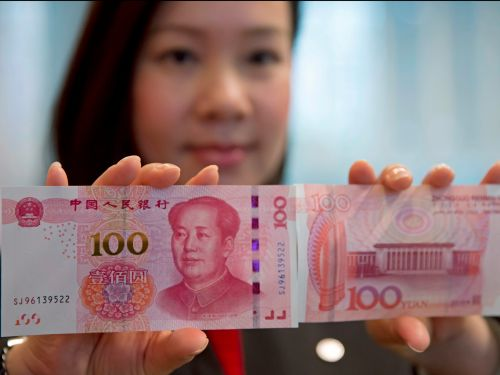The Chinese yuan's unwind is just getting started