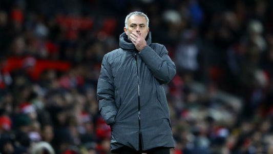 Mourinho admits Premier League title race 'probably' over after Manchester derby defeat