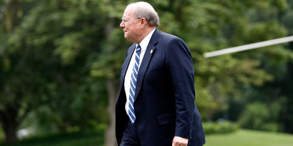 White House deputy chief of staff Joe Hagin is resigning