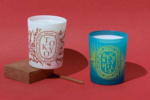 Diptyque's City Exclusive Candles Will Satisfy Your Travel Bug