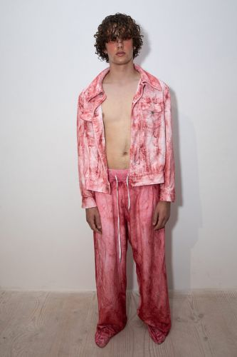 Ka Wa Key Spring Summer 2019: London Fashion Week Men's