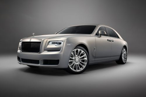 """Rolls-Royce Pays Homage to the """"Silver Ghost"""" in New Ultra-Limited Collection"""