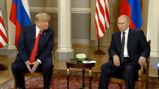 President Trump says in interview he told Putin the US won't tolerate election interference