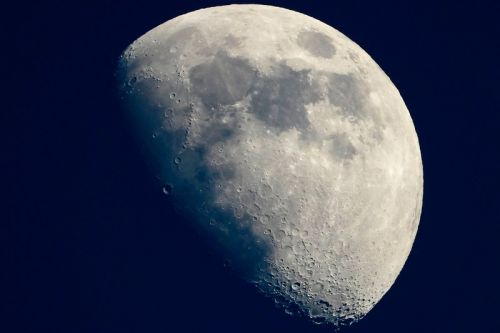 NASA Is Planning Their First-Ever Visit to the Dark Side of the Moon