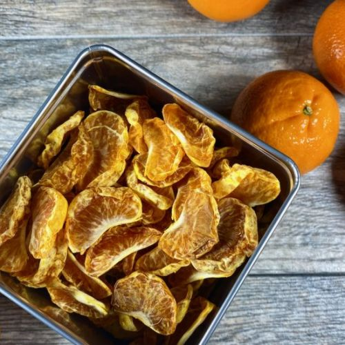 Dehydrate Mandarin Oranges At Home