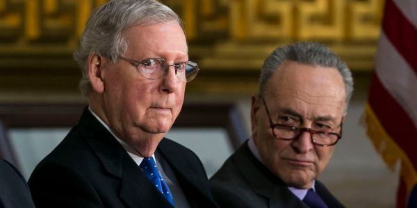 EDGE OF THE CLIFF: Congress appears to be at an impasse with a government shutdown looming