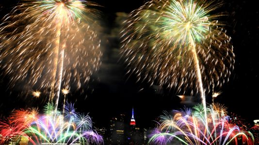 Fireworks and hand sanitizer could make for dangerous combination on Fourth of July