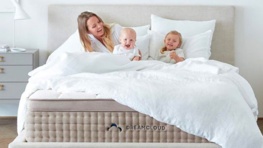 Don't Sleep on This One-Day Dream Cloud Luxury Mattress Sale