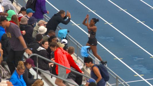 Fast times, dominant trends on day 1 of the USATF Outdoor Championships