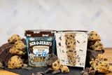 Ben & Jerry's Newest Flavors Are Positively LOADED With Cookie Dough Cores