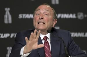 NHL moves ahead with 24-team playoff format if play resumes