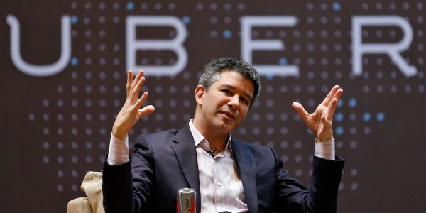 Uber's former CEO Travis Kalanick dumped his stock again - his November selling spree racked up $1.5 billion