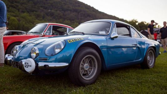 Here Are Some Of The Incredible Cars Of The Bear Mountain Car Cruise