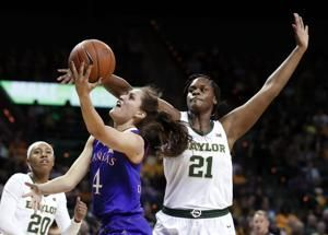 No. 1 Baylor women clinch share of 9th Big 12 title in row