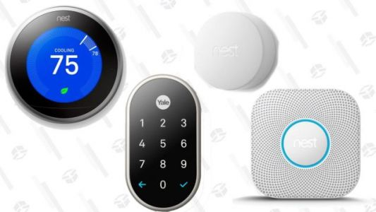 If Nest Makes It, It's Probably On Sale Today